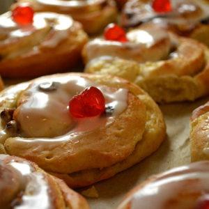 Norwegian Belgian buns